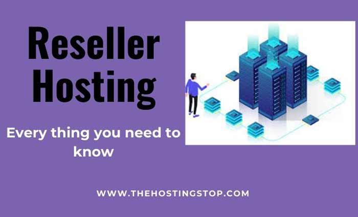 Resseler Web Hosting