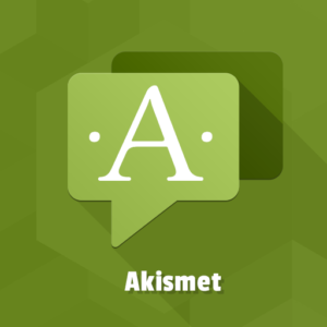 Akismet Anti-spam plugin