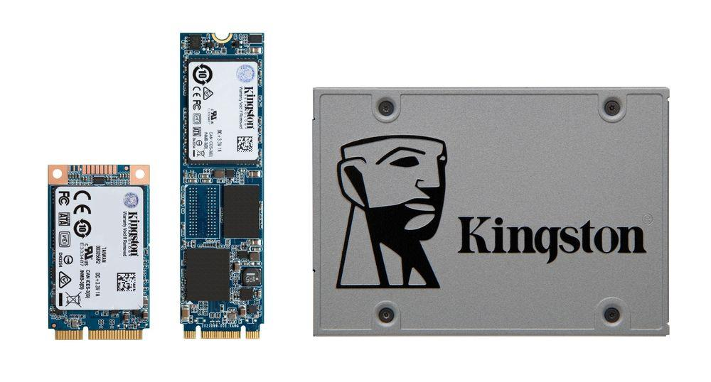 Kingston UV500 SSD- Best SSD