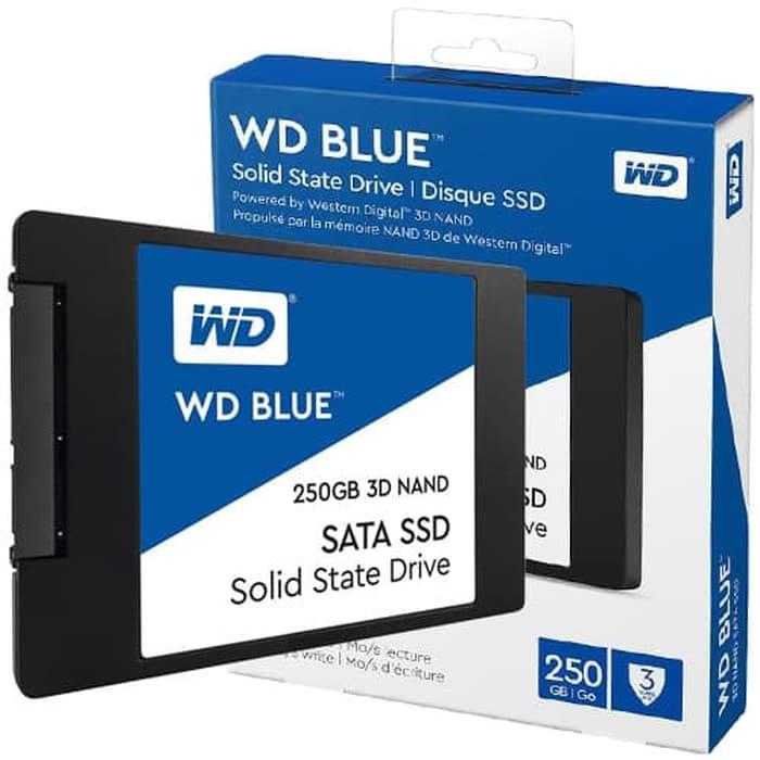 WD Blue 3D NAND 1TB- Best SSD