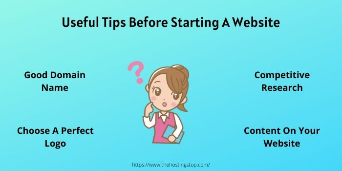 stuff to know before launching a website
