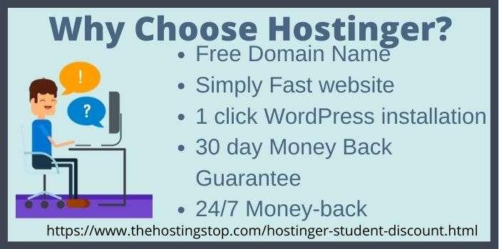 Hostinger Student Promo Code